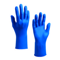 Kleenguard G10 Arctic Blue Safety Small Gloves (Pack of 200) 90096