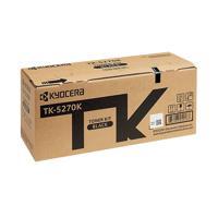 Kyocera Toner Cartridge Black TK-5270K 1T02TV0NL0