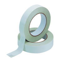 Q-Connect Double Sided Tape 25mm x 33m (Pack of 6) KF02221