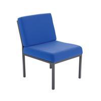 Jemini Reception Blue Chair KF04011
