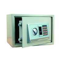 Q-Connect 10 Litre Electronic Safe W310xD200xH200mm KF04390