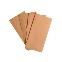 Q-Connect DL Wallet Envelopes 70gsm Manilla Gummed (Pack of 1000) KF3413
