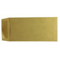 Q-Connect DL Envelopes Pocket Gummed 70gsm Manilla (Pack of 1000) KF3414