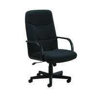 Arista High Back Manager Charcoal Chair KF50161