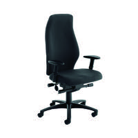 Cappela Dynamic High Back Posture Chairs CQ100/IL/ADJ3