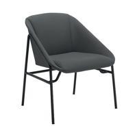 Jemini Grey Bistro Reception Armchair KF79230