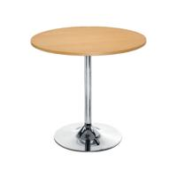 Arista Beech Small Bistro Trumpet Table KF838282