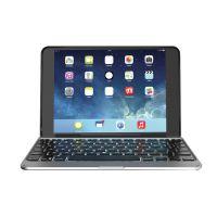 Zagg Slim Book Case with Keyboard for iPad Mini 4 Black IM4ZF2-BBU