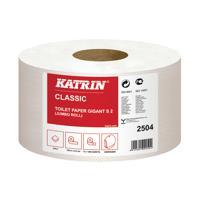 Katrin Mini Jumbo 2Ply Toilet Roll (Pack of 12) 2504