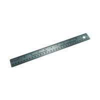 Stainless Steel Ruler 30cm 796900