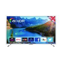 Cello 75 Inch Smart LED 4K TV C75SFS4K