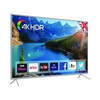 Cello 65 Inch Smart LED 4K TV C65SFS4K