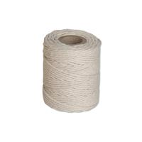 Flexocare Cotton Twine 250Gms Medium White (Pack of 6) 77658009