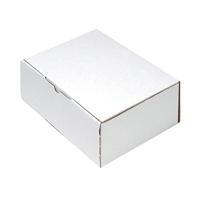 Mailing Box 220x110 White (Pack of 25) PPAK-KING069-C
