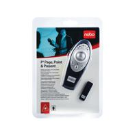 Nobo Dark Blue P3 Page Point and Present Laser Pointer 1902390