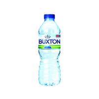Buxton Still Mineral Water 50cl Plastic Bottles (Pack of 24) 12020200