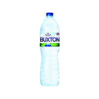 Buxton Still Mineral Water 1.5 Litre Plastic Bottles (Pack of 6) 12020136