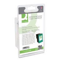 Q-Connect HP 351XL Remanufactured Colour Inkjet Cartridge High Yield CB338EE