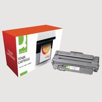 Q-Connect Samsung 1052S Remanufactured Black Toner Cartridge MLT-D1052S/ELS