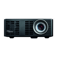 Optoma ML750E Ultra Compact Projector WXGA Black 98.8ua02gc1e