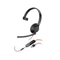 Plantronics Blackwire 5210 C5210 WW Headset 207577-01