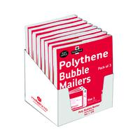 Polythene Size 3 Bubble Mailer (Pack of 13) 101-3490