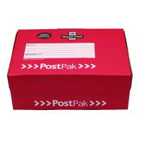 Postpak Mailing Box, Small Parcel Shoe Box (Pack of 20)