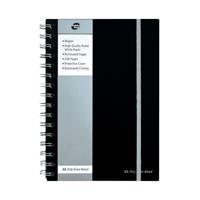Pukka Pad Polypropylene Ruled Jotta Notebook A5 (Pack of 3) SBJPOLYA5