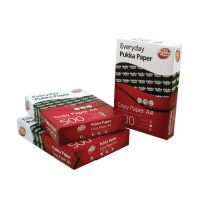 Pukka 80gsm A4 Copier Paper 5 Ream s White (Pack of 2500) 6083-PAP