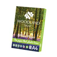 Woodland Trust A4 Office Paper 75gsm Pack of 2500 WTOA4