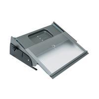 Posturite Multirite Medium Document Holder and Writing Slope Black and Grey 9280403