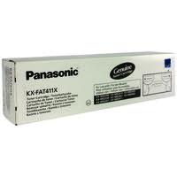 Panasonic KX-FAT411X Laser Toner Cartridge 2K Black