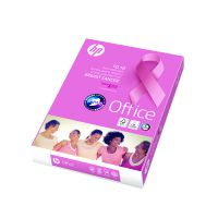 HP A4 80gsm Office Paper Breast Cancer Promotion 5 Reams 93595
