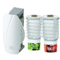 TCell Tropical Sunrise and Fruit Crush Air Freshener Starter Kit R402513E
