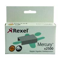 Rexel Mercury Heavy Duty Staples (Pack of 2500) 2100928