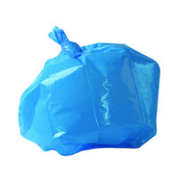 2Work Refuse Sack 100g Blue (Pack of 200) CS004