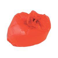 2Work Refuse Sack 100g Red (Pack of 200) CS003
