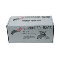 Safewrap 200 Litre Shredder Bags (Pack of 50) RY0473