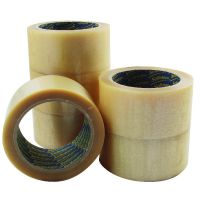 Sellotape Vinyl Case Sealing Tape 50mmx66m Clear (4 Packs of 6) SE810841
