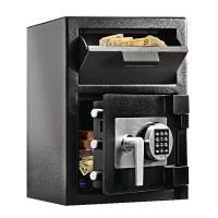 Master Lock Deposit Under Counter Safe 26.6 Litres Black DH-074E