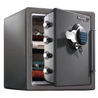 Master Lock 120 Fire-Safe Water Resistant XL 34.8 Litre Black LTW123GTC