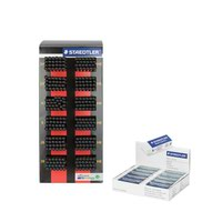 Staedtler Tradition 110 HB Pencil Counter Display of 288 / 50 Free Mars Plastic Erasers 110CA288P