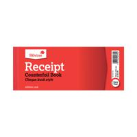Silvine Receipt Book 80x202mm With Counterfoil (Pack of 36) 233