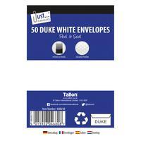 Tallon 50 Duke White Peel And Seal Envelopes (Pack of 12)