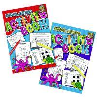 Tallon Super Jumbo Activity Book (Pack of 6) 4052