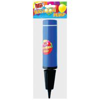 Balloon Pump, Pink And Blue (Pack of 12)