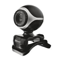 Trust Exis Webcam Black /Silver 17003