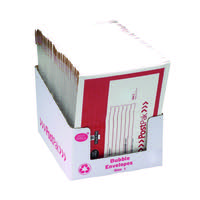 Post Office Postpak Size 1 Bubble Envelopes (Pack of 40) 41630