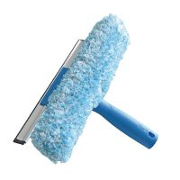 Unger 2 in 1 Window Combi Squeegee and Scrubber 250mm 945134