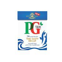 PG Tips Pyramid Tea Bag Decaffeinated (Pack of 80) 28618501